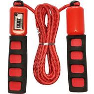 E32627-3 Скакалка со счетчиком 2.8 м. (красная), 10019926, СКАКАЛКИ