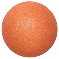 MFS-107 Мячик массажный одинарный 12см (оранжевый) (E33010), 10020067, Массаж и Акупунктура