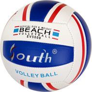E33541-1 Мяч волейбольный (синий), PVC 2.5, 250 гр, машинная сшивка, 10020077, Волейбольные мячи