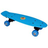 E33084 Скейтборд пластиковый 41x12cm (синий) (SK402), 10020088, 01.ЛЕТО