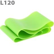 MTPR/L-120-45 Эспандер ТПЕ лента для аэробики 120 см х 15 см х 0,45 мм. (зеленый), 10020102, Эспандеры Трубки Ленты Жгуты