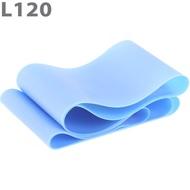 MTPR/L-120-65 Эспандер ТПЕ лента для аэробики 120 см х 15 см х 0,65 мм. (синий), 10020104, Эспандеры Трубки Ленты Жгуты