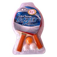 E33481 Набор для настольного тенниса (2 ракетки, 3 шарика), 10020121, Ракетки и наборы