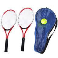 E33484 Набор для большого тенниса Мини (2 ракетки, чехол+мяч), 10020130, Большой теннис