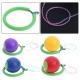 E33501 Нейроскакалка мягкая с мячом (цвета Mix)