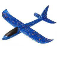 E33012 Самолет-планер метательный 48 см (синий), 10020139, ДАРТС, ДРОТИКИ