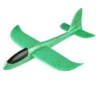 E33012 Самолет-планер метательный 48 см (зеленый), 10020140, 08.ИГРЫ