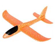 E33012 Самолет-планер метательный 48 см (оранжевый), 10020141, ДАРТС, ДРОТИКИ
