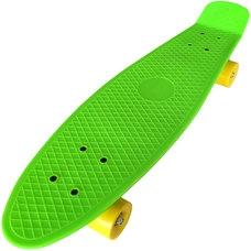 """D26031 Пенниборд пластиковый 27"""" - 68x19,5cm (зеленый) (SK300)"""