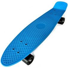 "D26032 Пенниборд пластиковый 27"" - 68x19,5cm (синий) (SK301)"