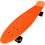 """D26033 Пенниборд пластиковый 27"""" - 68x19,5cm (оранжевый), 10015485, СКЕЙТБОРДЫ"""