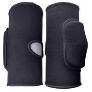 NK-203-L Наколенники волейбольные (Черный / Черный) р.L , 10015880, Волейбольные аксессуары