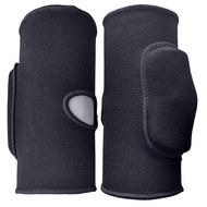 NK-203- M Наколенники волейбольные (Черный / Черный) р.M , 10015879, Волейбольные аксессуары