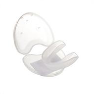 C28973 Капа боксерская 1-челюстная, прозрачная, в боксе, 10015984, Шлема и Защита