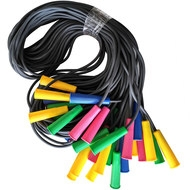 Скакалка 3,00 м. SKA-304 (полнотелый резиновый шнур d-4 мм., ручки пластик), 10016034, 00.Новые поступления