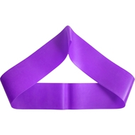 B26018 Эспандер петля 600х50х1,0мм (фиолетовая), 10016125, 07.ФИТНЕС
