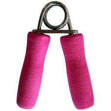 C28686-3 Эспандер кистевой (розовый) (хромированный металл, ручки Неопреновые)
