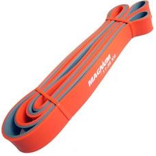 """MRB200-28 Эспандер-Резиновая петля """"Magnum"""" -28mm (серо-оранжевый)"""