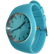 D26137-2 Часы спортивные кварцевые Аквамарин