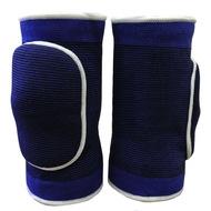 NK-302-XL Наколенники волейбольные (Синий/Белый) р. XL, 10016350, Волейбольные аксессуары