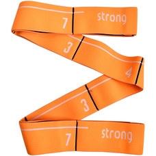 MRB8011-5 Эспандер эластичная лента 5*92 см (оранжевая)