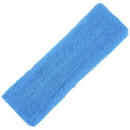 B31177-1 Повязка на голову махровая 4х15см (синяя), 10017385, АКСЕССУАРЫ
