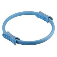 PLR-200 Кольцо эспандер для пилатеса 38 см (синее) (56-915), 10017484, ОБРУЧИ