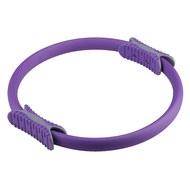 PLR-200 Кольцо эспандер для пилатеса 38 см (фиолетовое) (56-915), 10017414, ОБРУЧИ