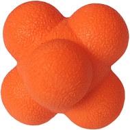 B31310-4 Reaction Ball - Мяч для развития реакции (оранжевый), 10017685, Координация