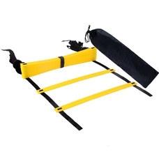 B31305-3 Лестница координационная 4 метра (желтая в чехле)