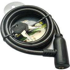 M05281 Велозамок спиральный 9х1000 мм. (VZS-9-100)
