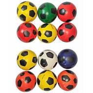 T07547 Эспандер мяч 10 см (с рисунком), 10017868, Эспандеры Кистевые