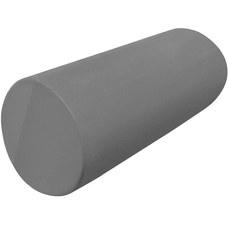 B31610-2 Ролик-цилиндр для пилатес гладкий (черный) 30х15см.