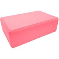 BE100-9 Йога блок полумягкий (розовый) 223х150х76мм., из вспененного ЭВА (A25576), 10018503, ЙОГА БЛОКИ