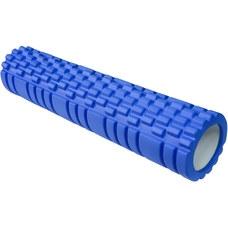 E29390 Ролик для йоги (синий) 61х14см ЭВА/АБС