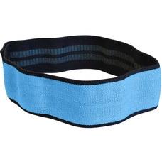 E29300 Эспандер лента для пилатеса растяжки размер S (голубой)