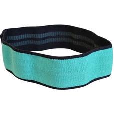E29302 Эспандер лента для пилатеса растяжки размер L (голубой)