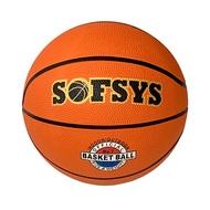 B32221 Мяч баскетбольный №3, (оранжевый), 10018713, Мячи