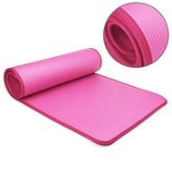 B32164 Коврик Универсальный НБК 184х82х1,0 см (розовый) (с кантом), 10019054, 07.ФИТНЕС