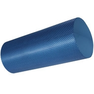 B33083-1 Ролик для йоги полумягкий Профи 30x15cm (синий) (ЭВА), 10019068, ЙОГА РОЛИКИ