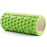 B33107 Ролик для йоги (зеленый) 33х15см ЭВА/АБС, 10019196, ЙОГА РОЛИКИ