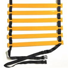 Лестница координационная 6 метров (желтая) в чехле