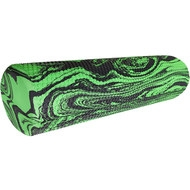 RY45-MK4 Ролик для  йоги и пилатеса 45x15cm (ЭВА) (зеленый гранит) D34495, 10019414, ЙОГА РОЛИКИ
