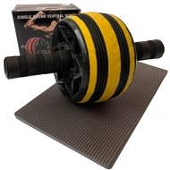 ABR-145W-3 Ролик гимнастический Широкий (желтый) (D34426), 10019437, 00.Новые поступления
