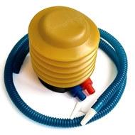 D34403 Насос ножной лягушка 10 см (желто/синий), 10019407, 10. НАСОСЫ