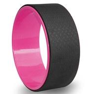 FWH-202 Колесо для йоги 33х13см 6мм (розовое) (D34421), 10019421, Массаж и Акупунктура