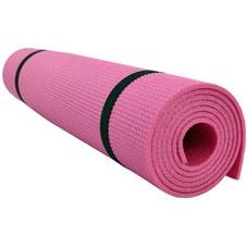 HKEM1208-06-PINK Коврик для фитнеса 150х60х0,6 см (розовый)