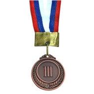 No.97-3 Медаль 3-место малая (5,3*0,3см.), 10011850, 15. НАГРАДНАЯ ПРОДУКЦИЯ