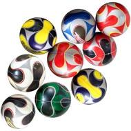 T07544 Эспандер мяч 10 см (с рисунком), 10013483, Эспандеры Кистевые