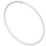 Обруч  гимнастический 70см (белый) (аналог SASAKI), 10011112, 00.Новые поступления
